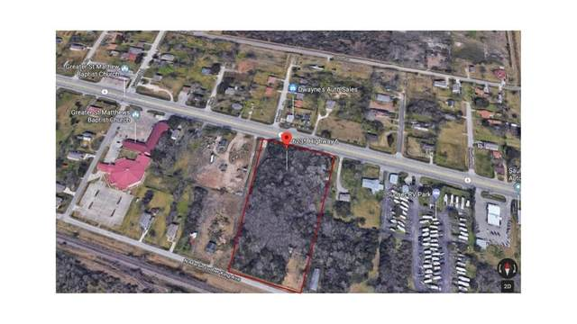 6235 Highway 6, Hitchcock, TX 77563 (MLS #32891593) :: The Freund Group