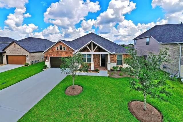 7310 Water Glen Lane, Manvel, TX 77578 (MLS #32929553) :: The Property Guys