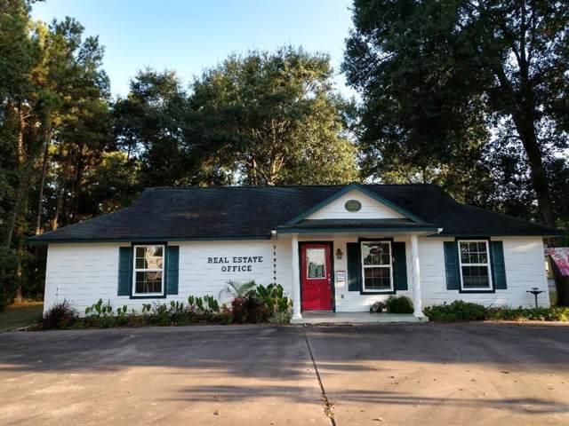 2275 N Fm 356, Onalaska, TX 77360 (MLS #32930131) :: Texas Home Shop Realty