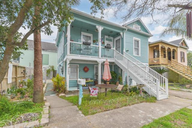 1017 12th Street, Galveston, TX 77550 (MLS #32936665) :: The Heyl Group at Keller Williams
