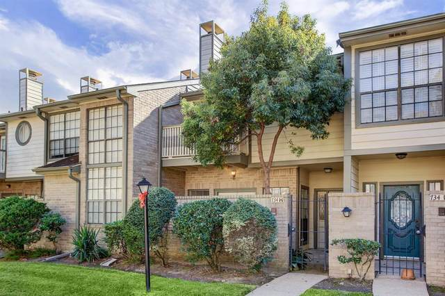 734 Country Place Drive H, Houston, TX 77079 (MLS #32938420) :: Christy Buck Team