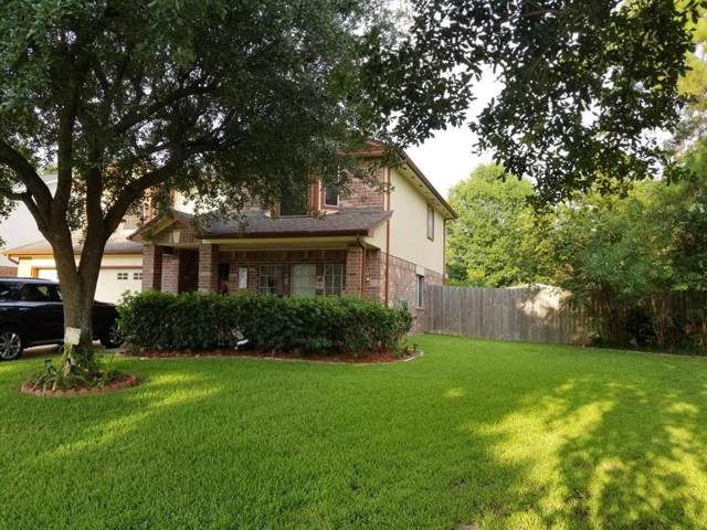 21114 Tancah Lane #1, Houston, TX 77073 (MLS #32947355) :: Caskey Realty