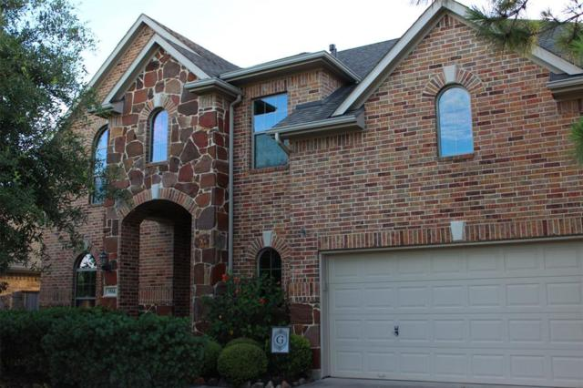 3514 Canyon Pass Drive, Katy, TX 77494 (MLS #32948599) :: The Bly Team