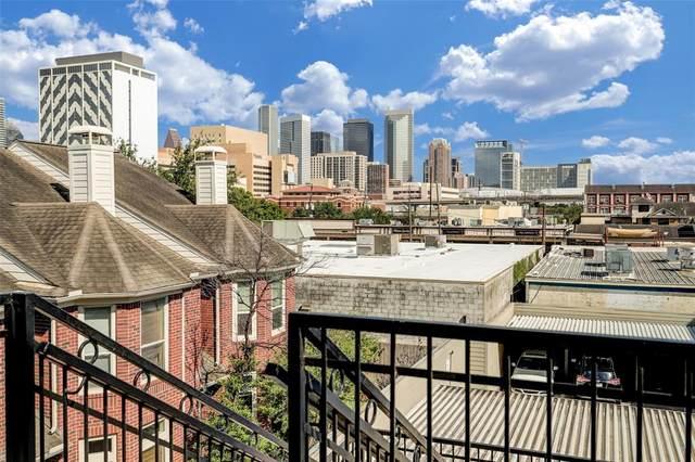 2216 Chenevert Street #12, Houston, TX 77003 (MLS #32964151) :: Connect Realty