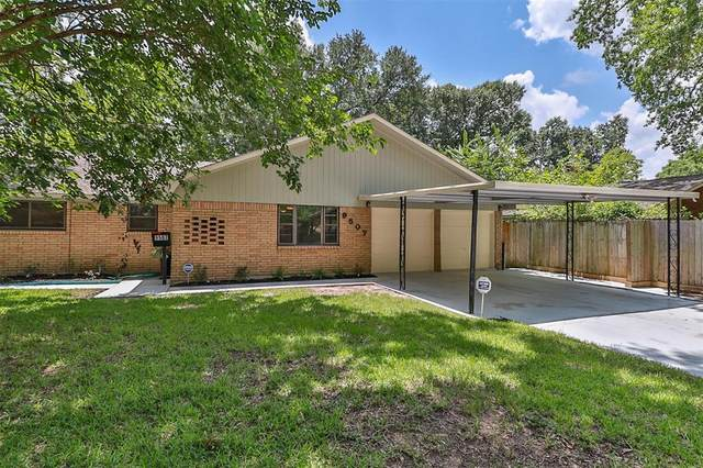 9507 Vilven Lane, Houston, TX 77080 (MLS #32980836) :: The Heyl Group at Keller Williams
