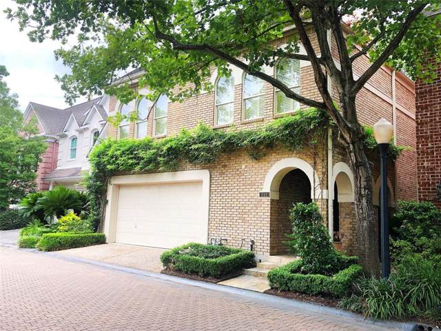 241 Sugarberry Circle, Houston, TX 77024 (MLS #32992239) :: The Jill Smith Team