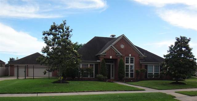 3802 Silver Springs Dr Drive, Manvel, TX 77578 (MLS #33005494) :: The Bly Team