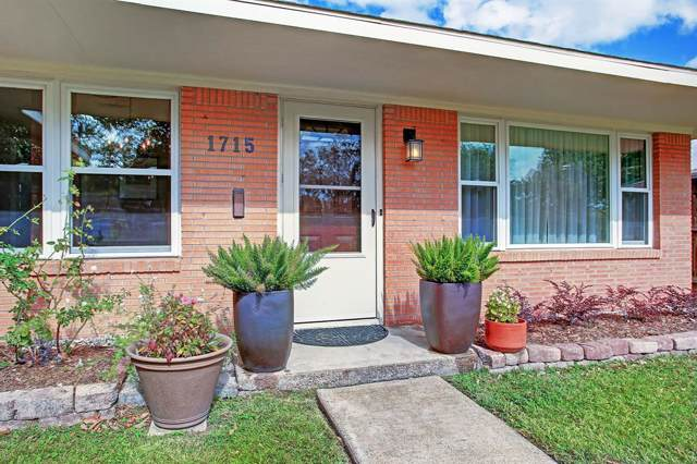 1715 Willowby Drive, Houston, TX 77008 (MLS #33007179) :: Ellison Real Estate Team