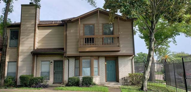 12500 Brookglade Circle #163, Houston, TX 77099 (MLS #33016986) :: The Heyl Group at Keller Williams