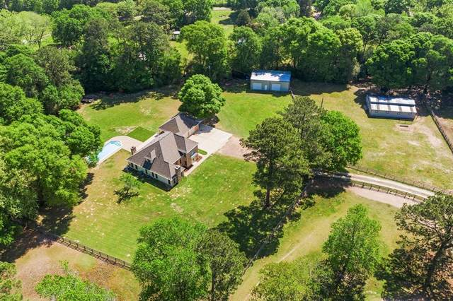 10593 Fm 1485 Road, Conroe, TX 77306 (MLS #33017577) :: The Home Branch