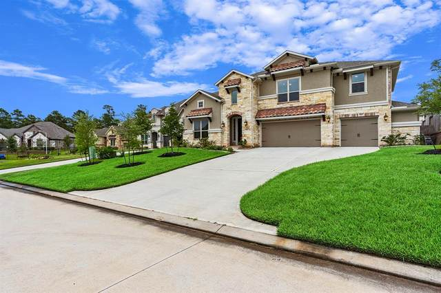 1400 Graystone Hills Drive, Conroe, TX 77304 (MLS #33024919) :: The Home Branch
