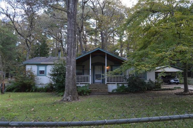 100 Pine Road, Coldspring, TX 77331 (MLS #33041688) :: Texas Home Shop Realty