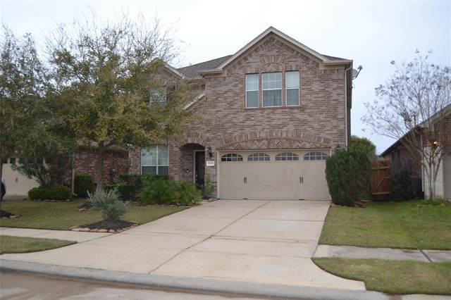 6319 Burgess Heights Lane, Katy, TX 77494 (MLS #33046077) :: The Sansone Group