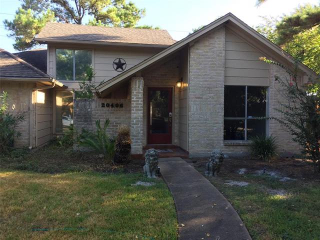 20406 Hampshire Rocks Drive, Katy, TX 77450 (MLS #33049150) :: Giorgi Real Estate Group