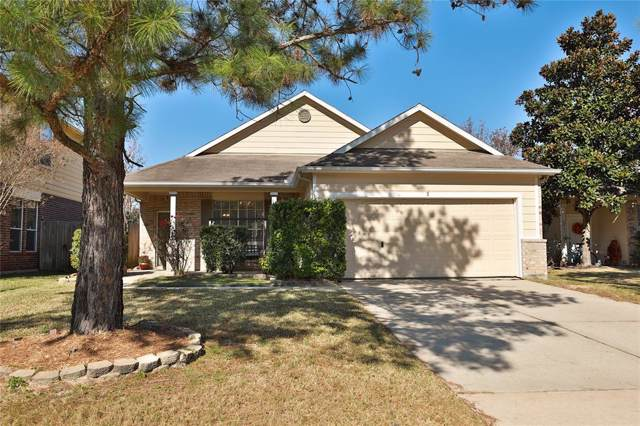 24318 Soapstone Lane, Spring, TX 77373 (MLS #33061176) :: The SOLD by George Team