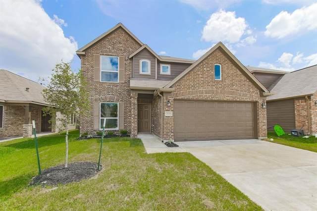 2606 Ridgeback Drive, Rosenberg, TX 77471 (MLS #33063608) :: The SOLD by George Team