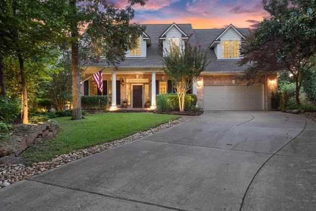 103 Baronet Woods Court, The Woodlands, TX 77382 (MLS #33069640) :: The SOLD by George Team