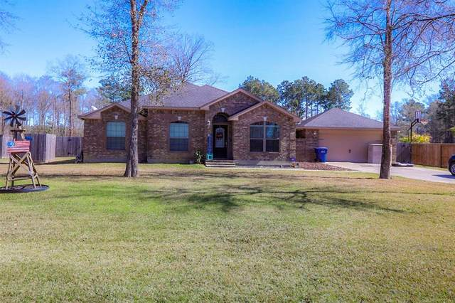 17023 N Wolf Court, Splendora, TX 77372 (MLS #33074117) :: The Heyl Group at Keller Williams
