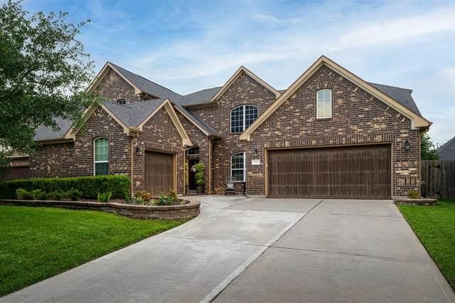 5806 Layton Meadows Lane, Spring, TX 77379 (MLS #33094010) :: Giorgi Real Estate Group