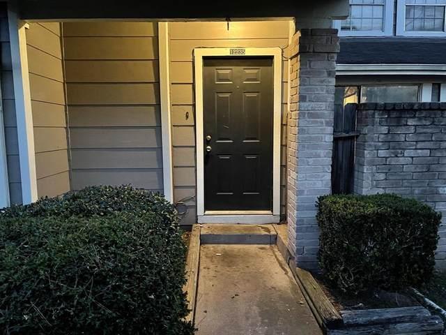 12235 Sandpiper Drive #122, Houston, TX 77035 (MLS #33094910) :: Christy Buck Team