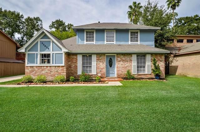 23839 Beaverwood Drive, Spring, TX 77373 (MLS #33107333) :: The Home Branch