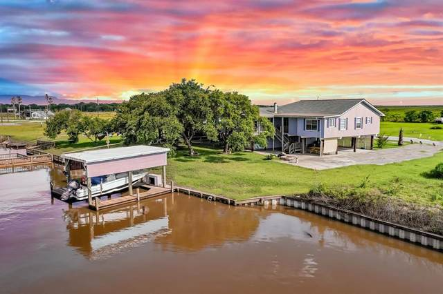 757 County Road 291, Sargent, TX 77414 (MLS #33107849) :: Lerner Realty Solutions