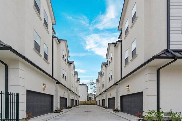 1237 W 23rd Street A, Houston, TX 77008 (MLS #33110328) :: Ellison Real Estate Team