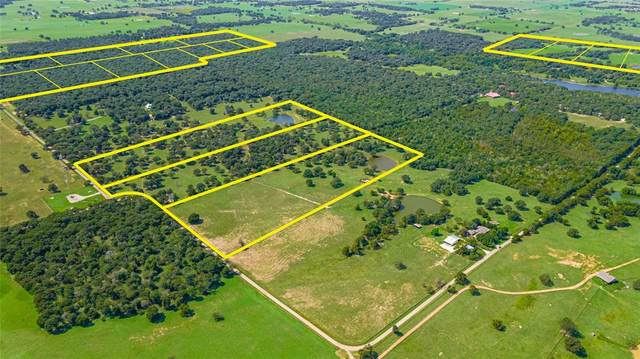 Tract 16 MOL 20 ACRE County Rd 333, Rosebud, TX 76570 (MLS #33119202) :: Christy Buck Team