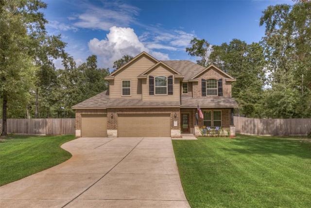 9223 Silver Back Trail, Conroe, TX 77303 (MLS #33120897) :: Texas Home Shop Realty