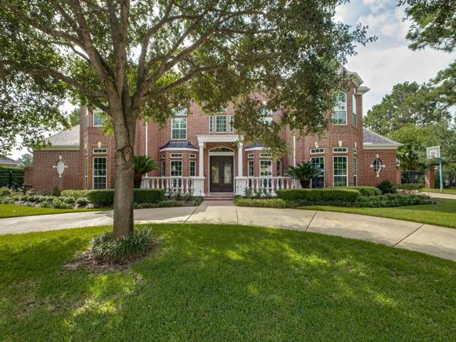 21215 Crystal Greens Drive, Katy, TX 77450 (MLS #33132578) :: The Home Branch
