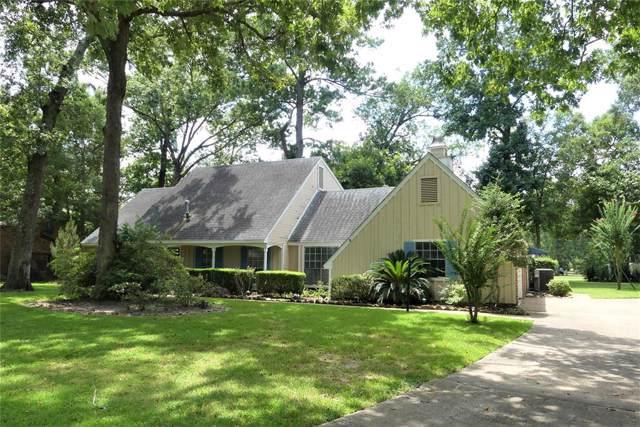 599 Brandon Road, Conroe, TX 77302 (MLS #33138270) :: The Home Branch