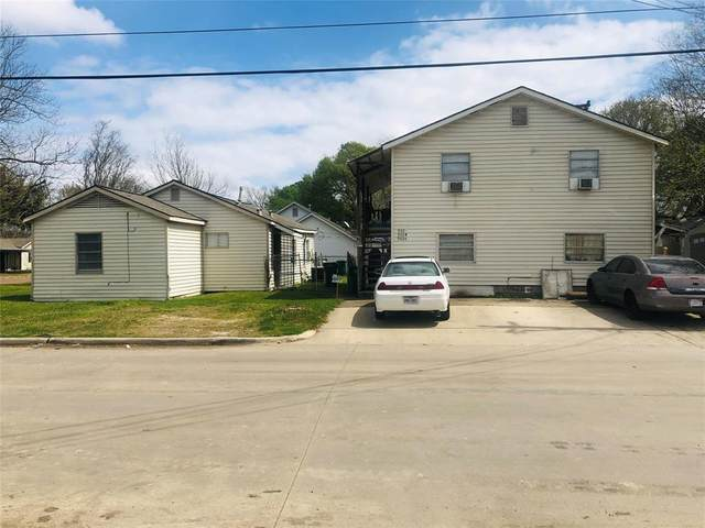 902 Thomas Avenue Avenue, Pasadena, TX 77506 (MLS #33142464) :: Texas Home Shop Realty