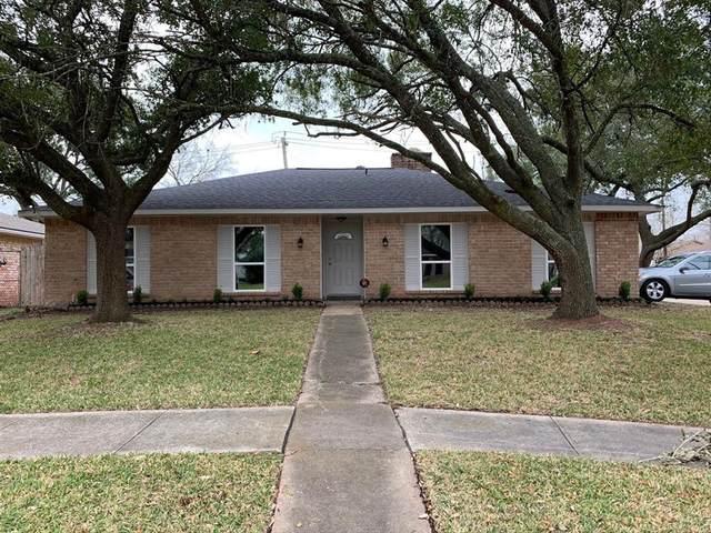 16602 David Glen Drive, Friendswood, TX 77546 (MLS #33145538) :: Caskey Realty