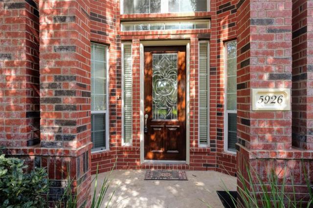 5926 Nine Mile Lane, Missouri City, TX 77459 (MLS #33160624) :: Giorgi Real Estate Group