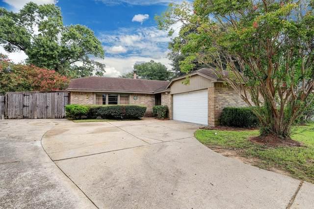 8207 Buckeye Glen Lane, Humble, TX 77338 (MLS #33163663) :: Ellison Real Estate Team