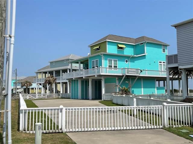 3036 Copacabana Drive, Crystal Beach, TX 77650 (MLS #33164389) :: Michele Harmon Team