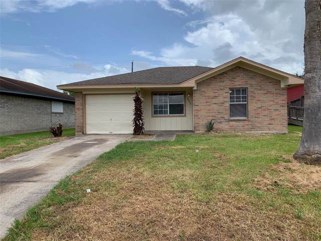 6012 Meadowbrook Drive, Hitchcock, TX 77563 (MLS #33174054) :: The Bly Team