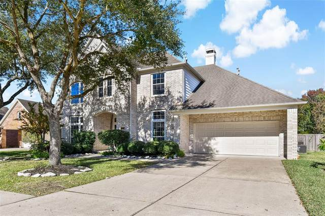 11315 Gladewater Drive, Pearland, TX 77584 (MLS #33183013) :: The Home Branch