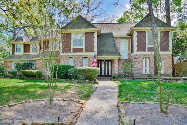 3530 Deerbrook Drive, Houston, TX 77339 (MLS #33192535) :: The Home Branch