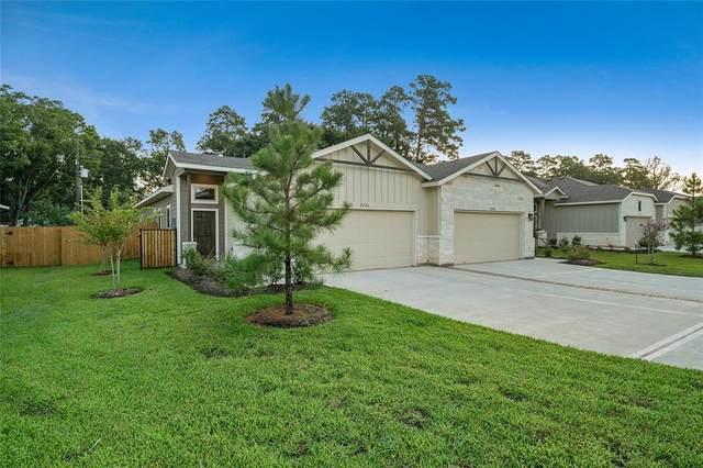 9772 and 9776 Grosbeak Lane, Magnolia, TX 77354 (MLS #33202661) :: Caskey Realty
