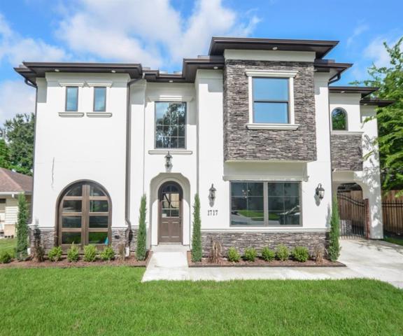 1717 Bayram Drive, Houston, TX 77055 (MLS #33209891) :: Texas Home Shop Realty