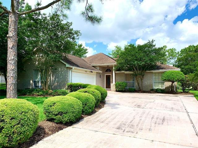2715 Breezy Pines Lane, Pearland, TX 77584 (MLS #332189) :: Bray Real Estate Group