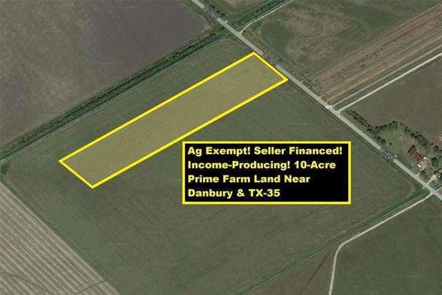 Lot 2 County Road 208, Danbury, TX 77534 (MLS #33222346) :: The Property Guys
