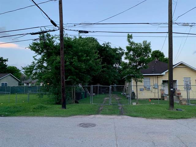 508 Waco Street, Houston, TX 77020 (MLS #33229240) :: My BCS Home Real Estate Group
