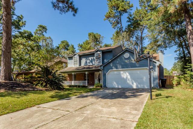 3219 Golden Willow Drive, Kingwood, TX 77339 (MLS #33231329) :: Team Parodi at Realty Associates