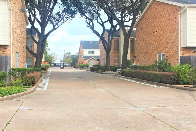 6201 Beverlyhill Street #16, Houston, TX 77057 (MLS #33233552) :: The SOLD by George Team