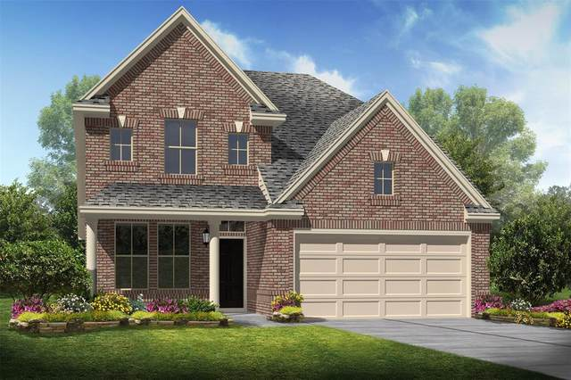 2922 Painted Sunrise Trail, Houston, TX 77045 (MLS #33245827) :: The SOLD by George Team