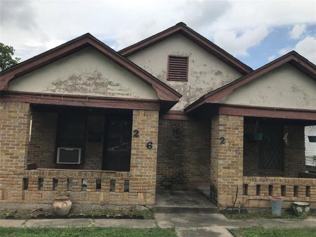214 Clifton Street, Houston, TX 77011 (MLS #33262846) :: Fine Living Group