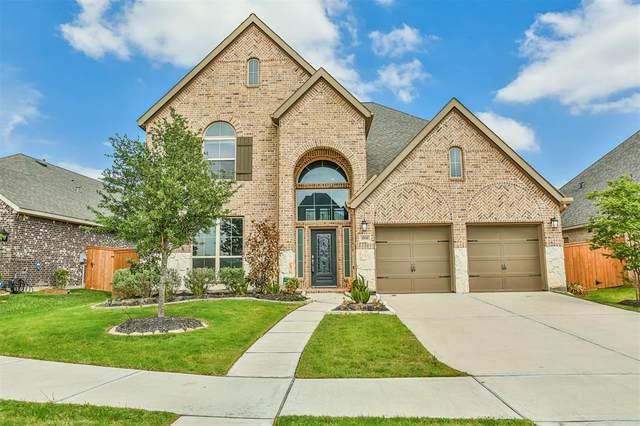 6910 Montclair Colony Trail, Katy, TX 77493 (MLS #33280416) :: The Property Guys