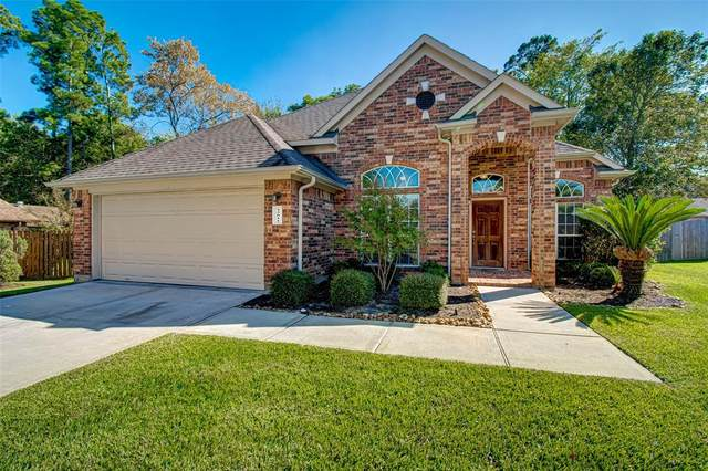 12011 Thoreau Drive, Montgomery, TX 77356 (MLS #33285714) :: Lerner Realty Solutions